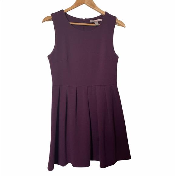 Forever 21 Dresses & Skirts - 💜 2 for $20 Classy A shape purple dress.
